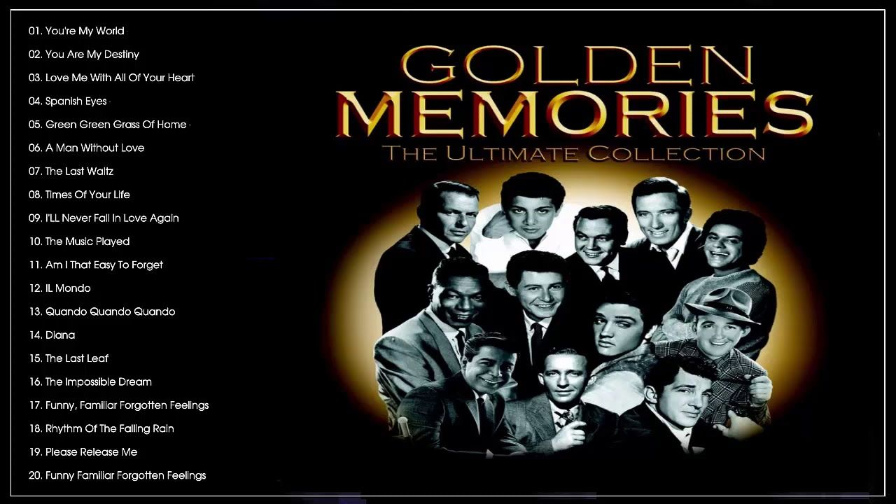Golden Memories The Ultimate Collection Vol. 1 Mejores