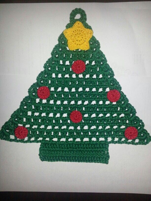 Arvore De Natal Guirlanda Com Imagens Padroes De Crochet Natal