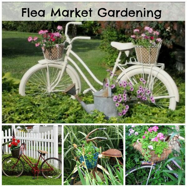Add+a+Bike+to+Your+Garden+Just+for+the+Fun+of+It