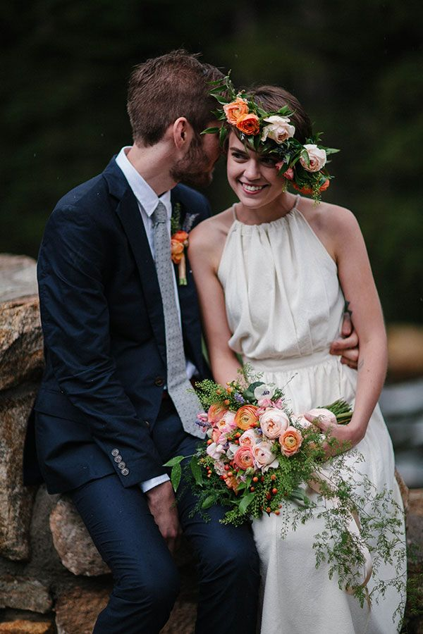 Rocky Mountain Colorado Elopement | Utterly Engaged