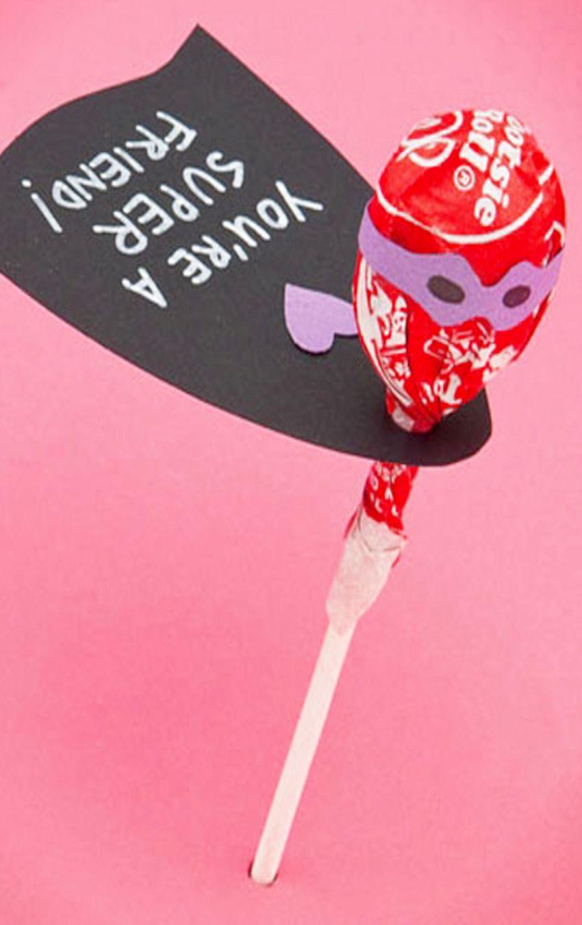 DIY valentine cards for classmates - school homemade valentine ideas