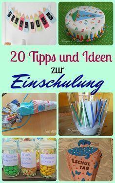 Photo of 20 Tipps und Ideen zur Einschulung