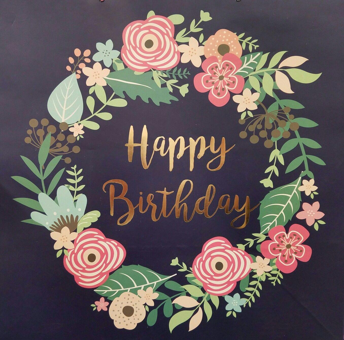 Happy birthday Free happy birthday cards, Happy birthday