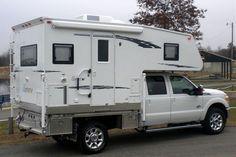 Northstar Flatbed Camper Recreational Vehicles Truck Bed