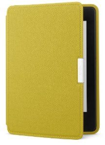 Amazon com: Amazon Kindle Paperwhite Leather Cover, Honey