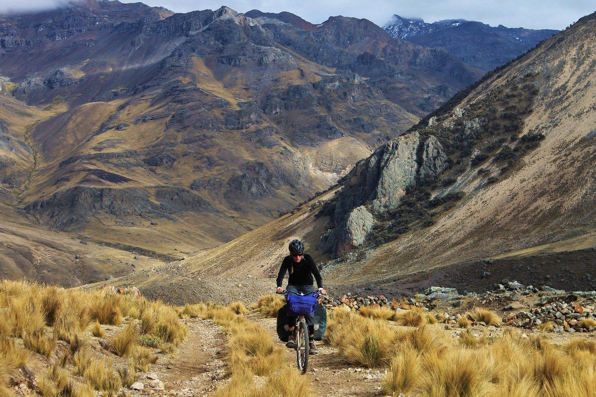 Peru Great Divide Bikepacking Route With Images Bikepacking