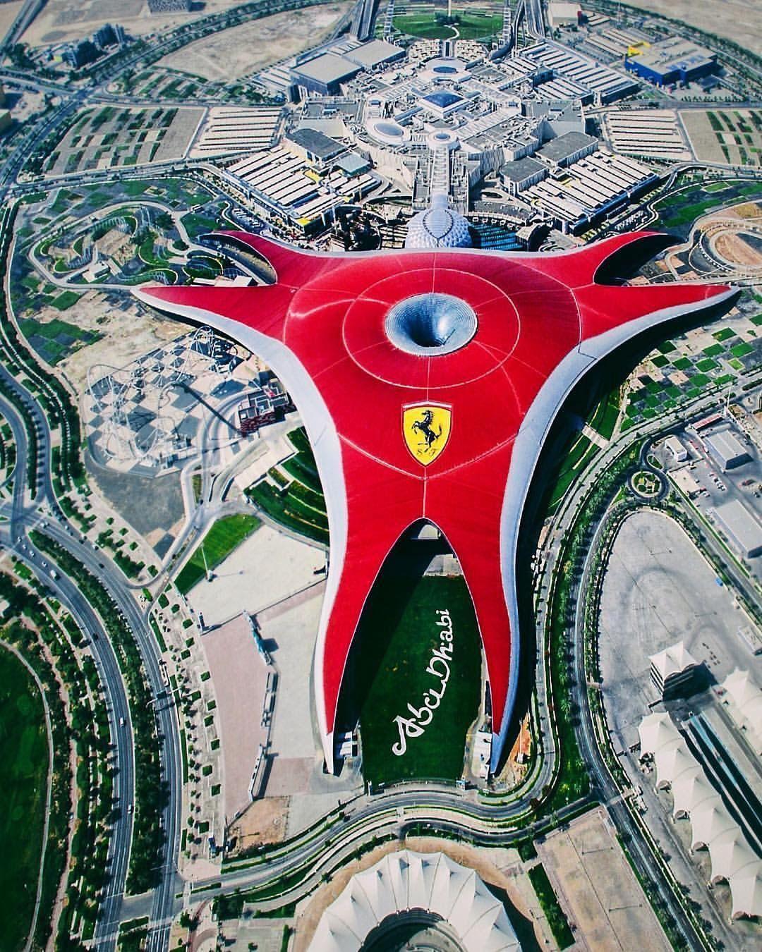 Ferrari World Abu Dhabi Ferrari World Abu Dhabi Ferrari World Abu Dhabi