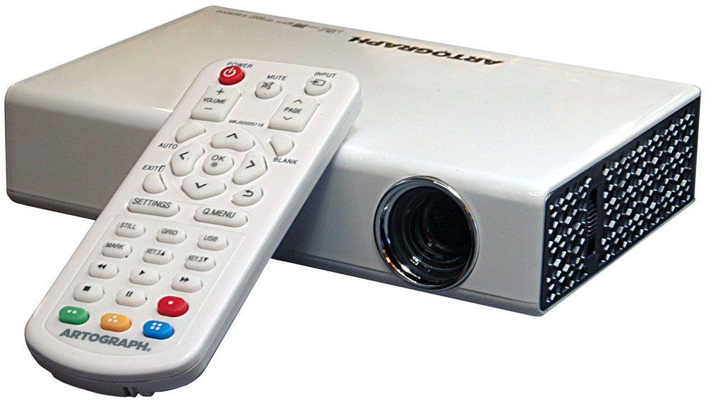 Artograph digital led 500 projector 1080p led projector