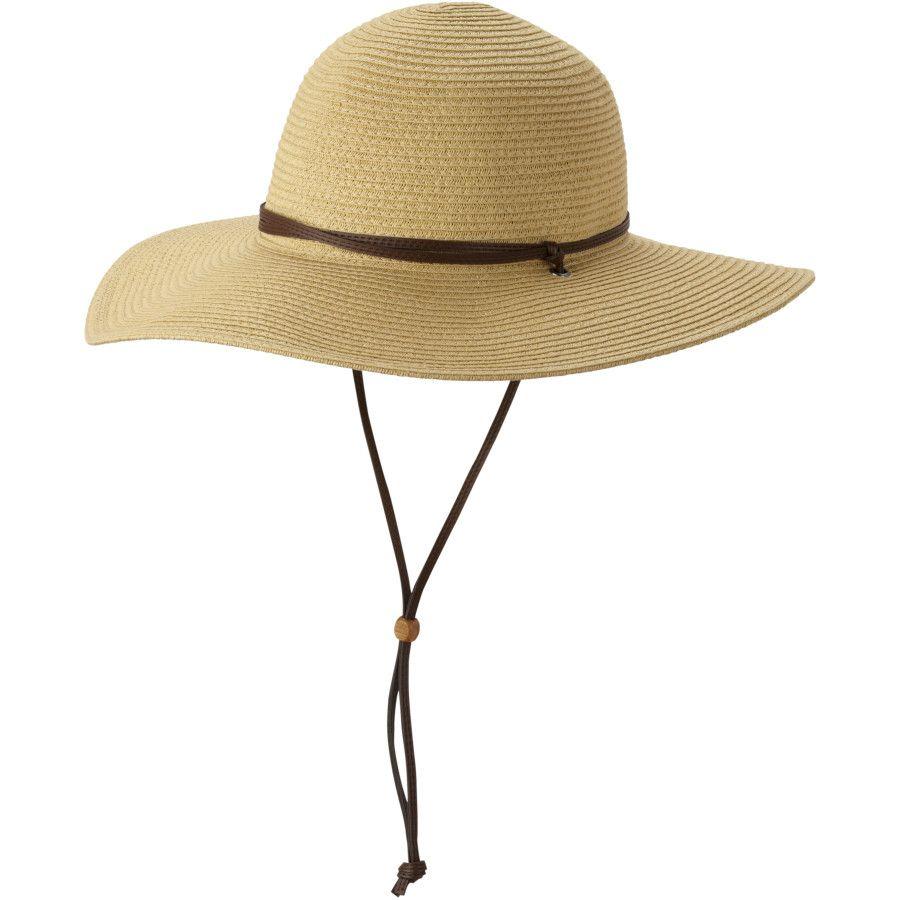 Columbia Global Adventure Packable Hat Women S Straw