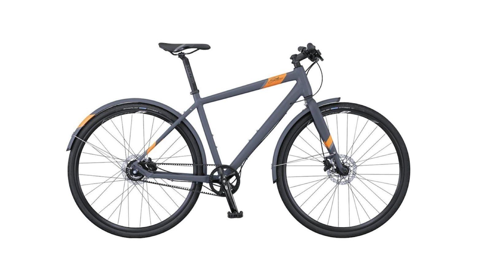 Scott Sub Speed 10 Review Urban Bike Speed Bike Bike