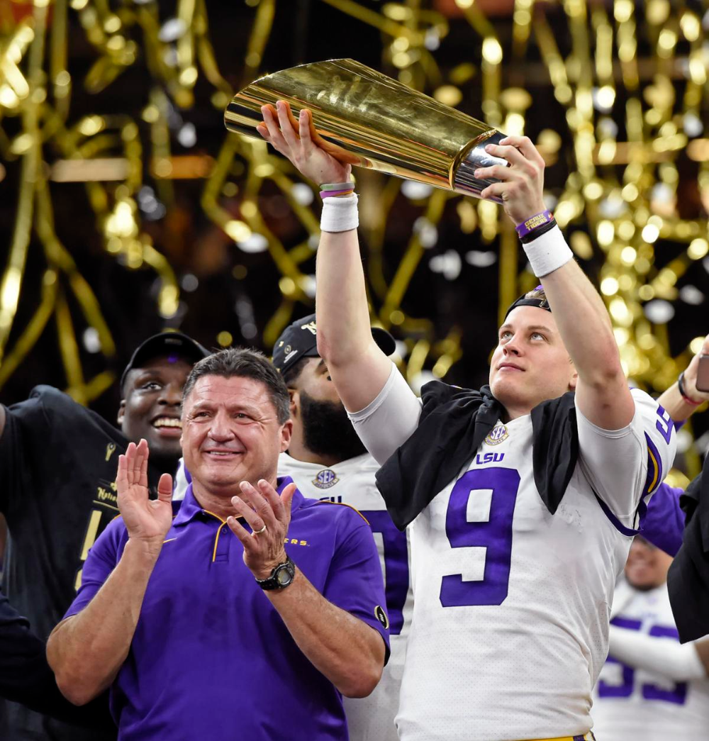 Photos Lsu Tigers Are The 2020 National Champions In 2020 Lsu Tigers Football Lsu Football Lsu