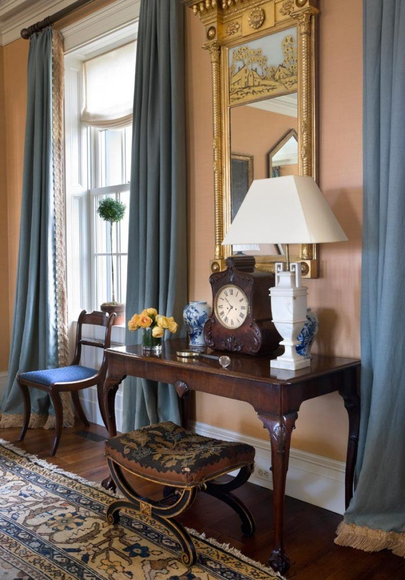 a picturesque new york farmhouse by gil schafer interior on interior wall colors id=69055