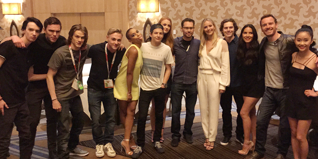 X Men Movies On Twitter X Man Cast X Men X Men Apocalypse