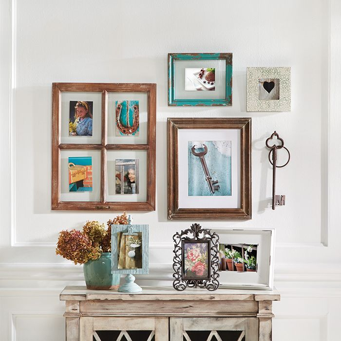 frame gallery pin decor savannah galleries black ideas opening viewpoint studio by chocolate cor with frames mat brown d wood