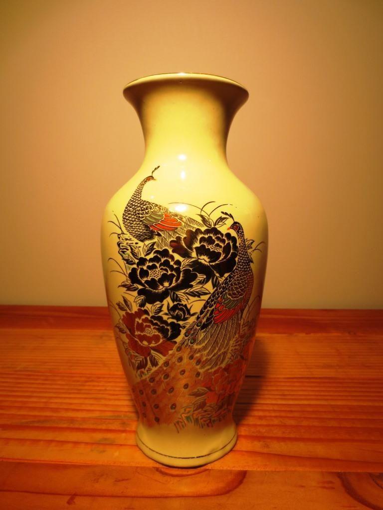 #3129 : Vase japonais www.brocantelerenouveau.com