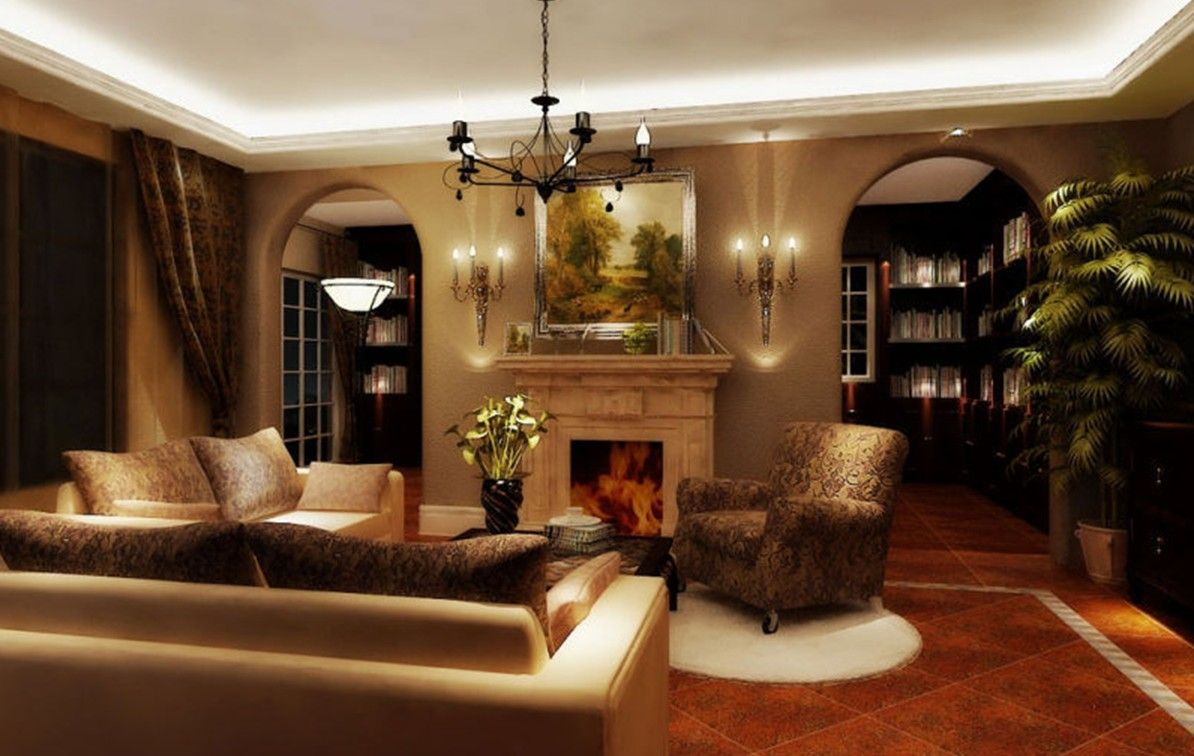 Living Room Ceiling Light Fixtures