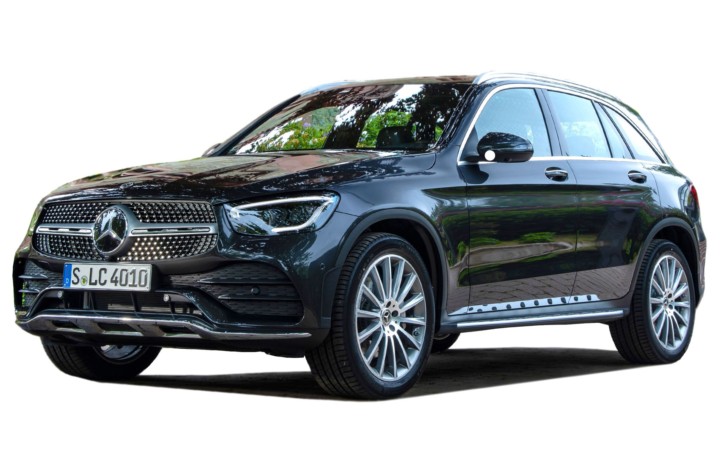Mercedes Glc Suv 2019 Mpg Co2 Insurance Groups