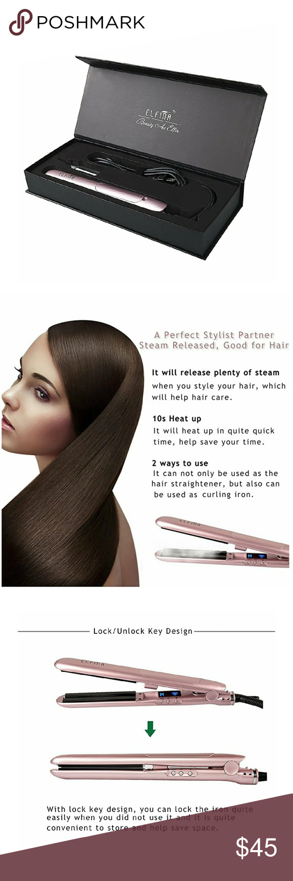 How a Straightener Can Help Save Space and Keep You Stylish This Summer How a Straightener Can Help Save Space and Keep You Stylish This Summer new images