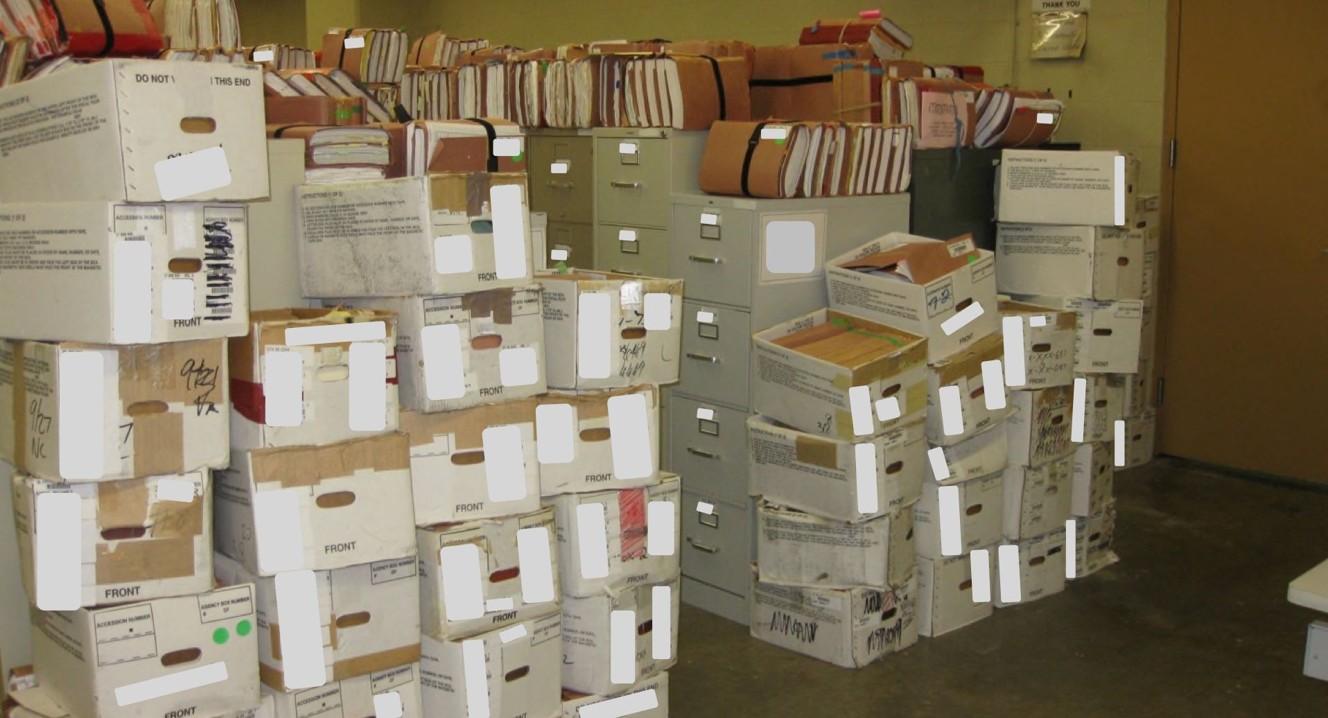 stacks of filing boxes Google Search Climate