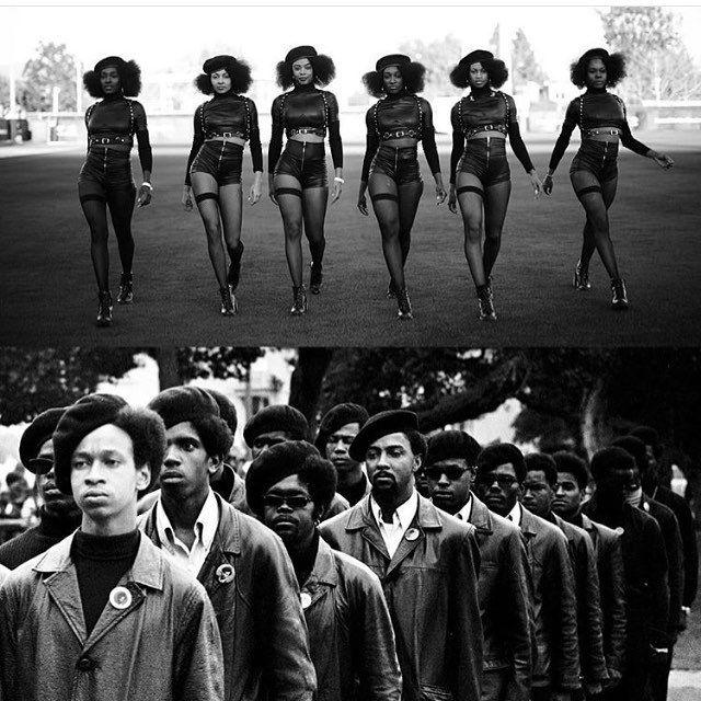 Photo of Palatable Black Power Movement
