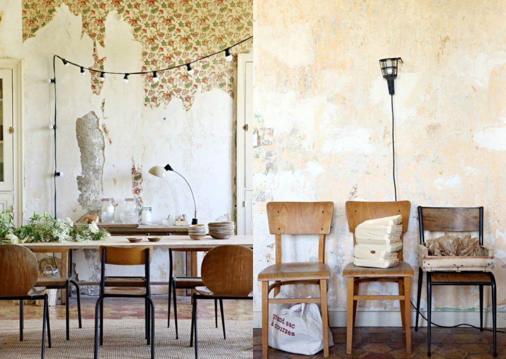 Chateau de dirac l 39 art de vivre francese home vintage - Sala da pranzo in francese ...