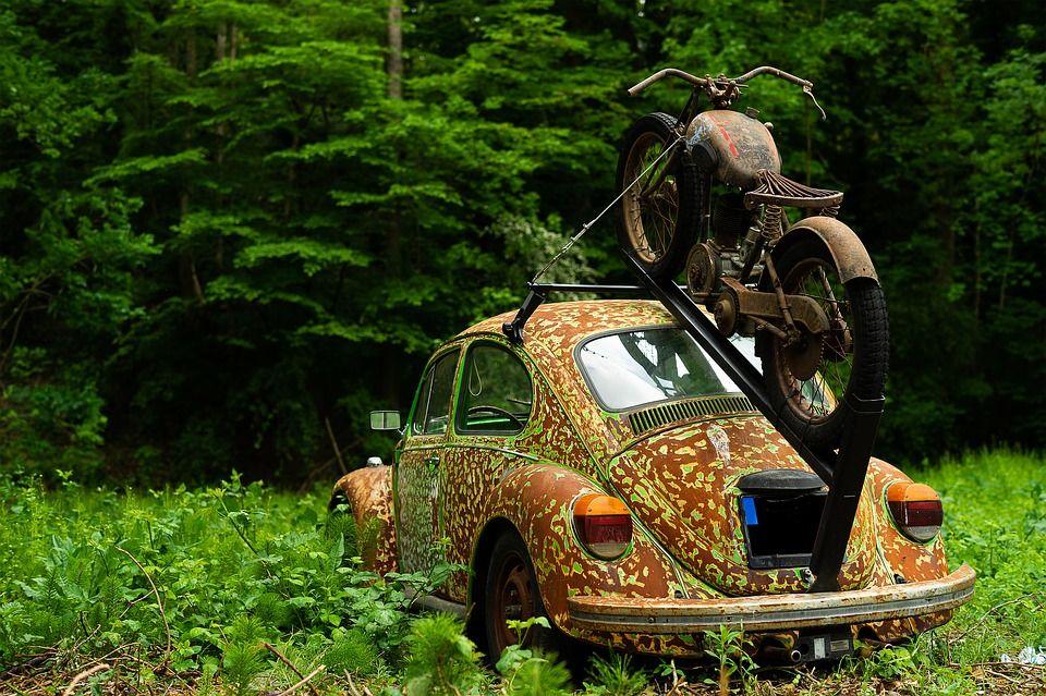 scrap recycling Auto repair, Buy classic cars, Car