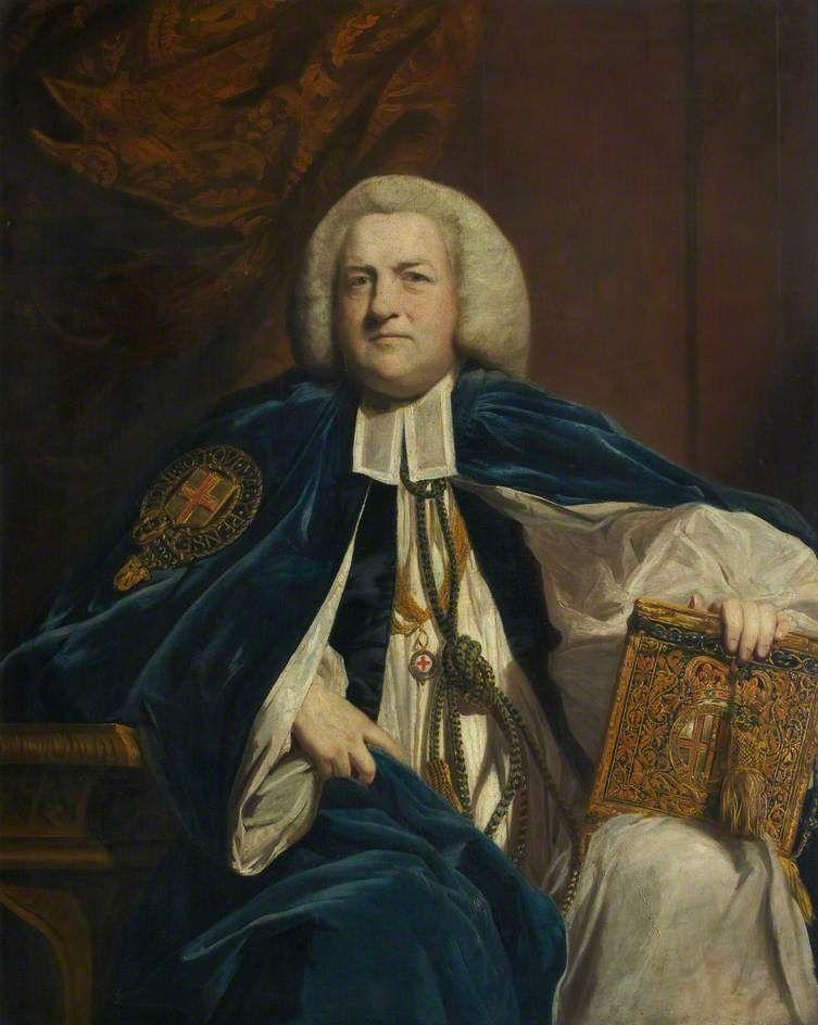 Robert Hay Drummond (1711–1776), Archbishop of York