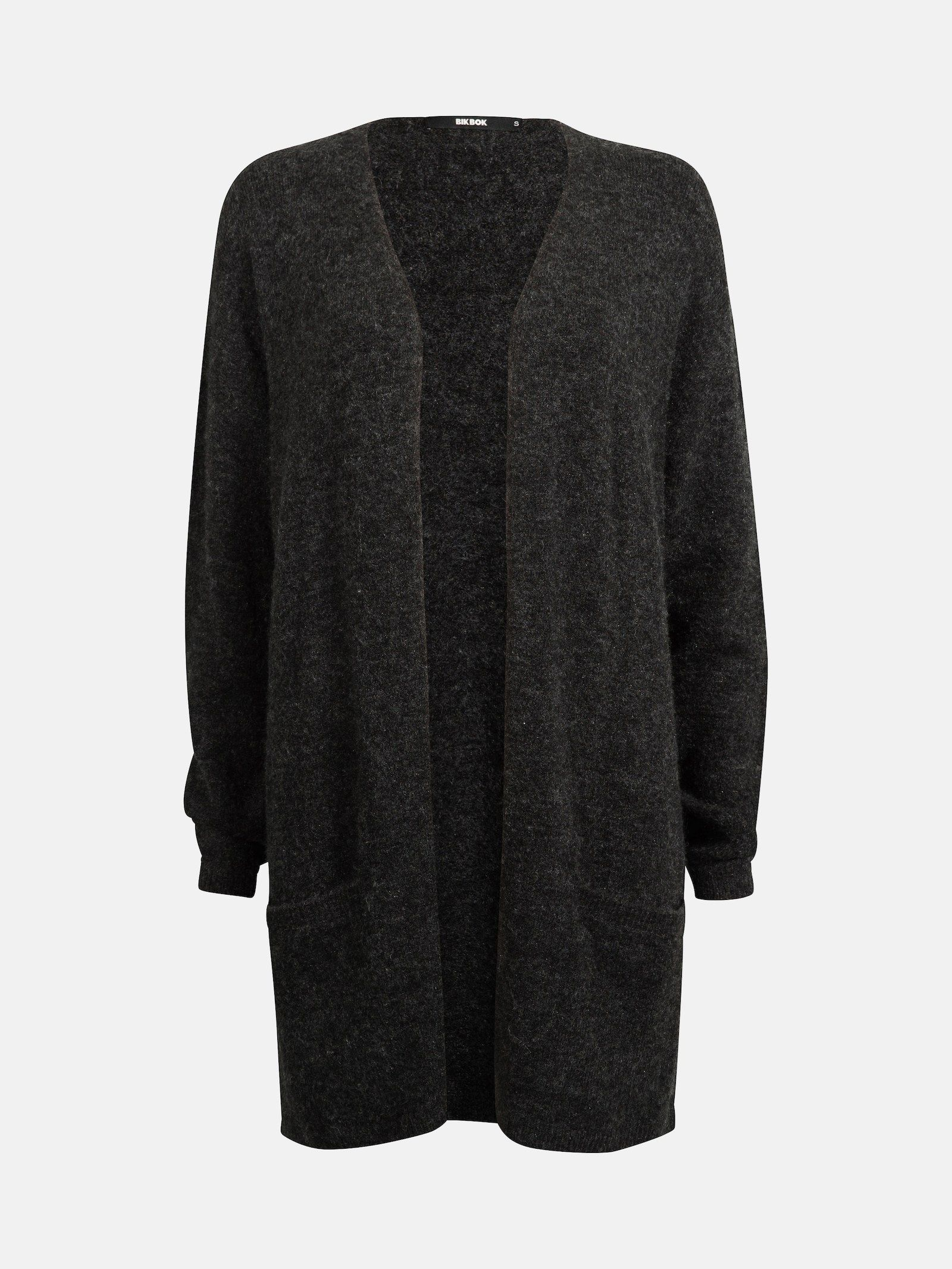 Smilla cardigan | 7171582 | Sort | BikBok | Norge