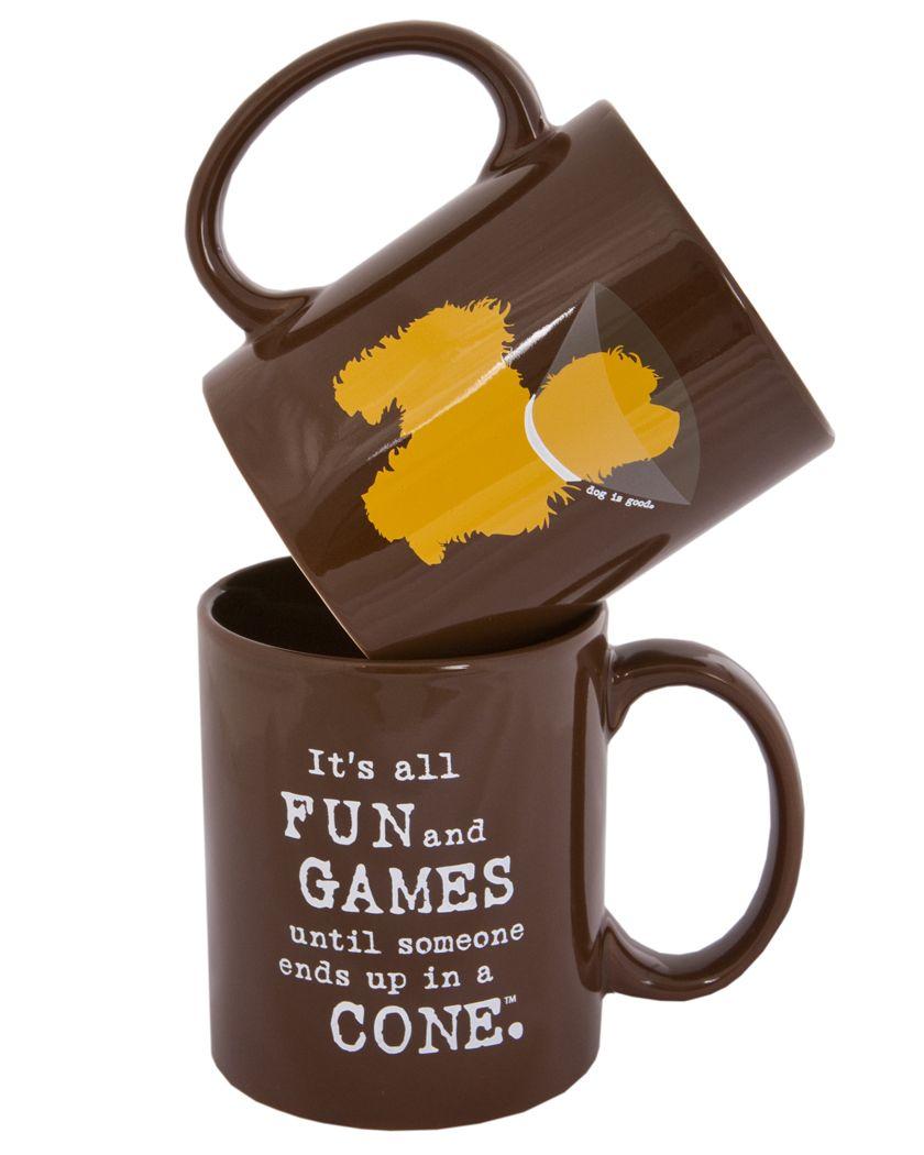 Its all fun and games mug gifts for veterinarians mugs
