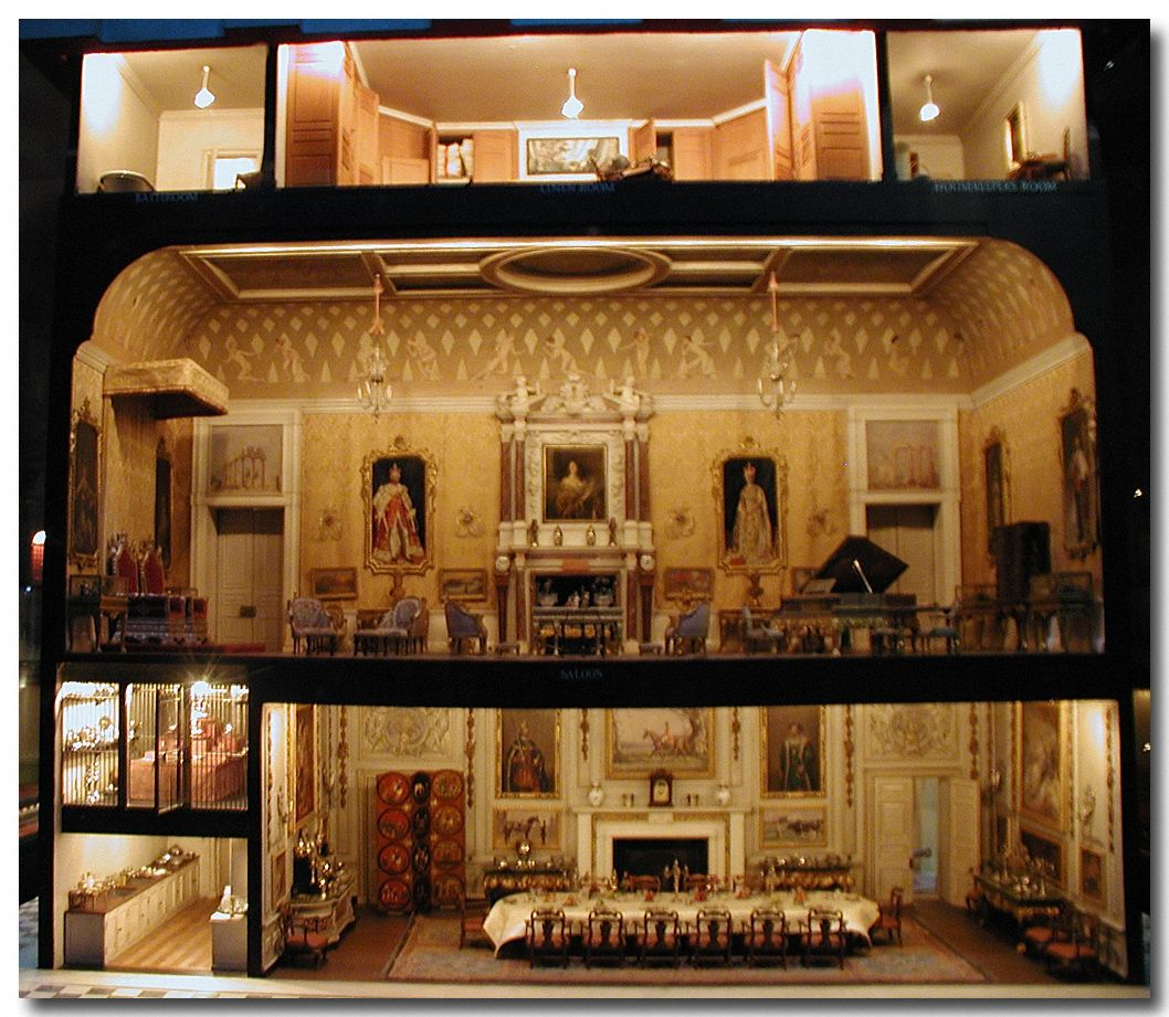 Dolls House Drawing Room