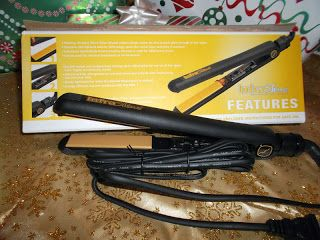 """If you want it done right...: InfraShine - ClassicLine MST 1"""" Ceramic Flat Iron - Review & Giveaway"""