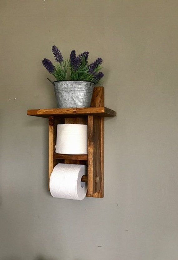 Farmhouse Bathroom Decor Farmhouse Bathroom Wall Decor | Etsy #rusticbathroomdesigns