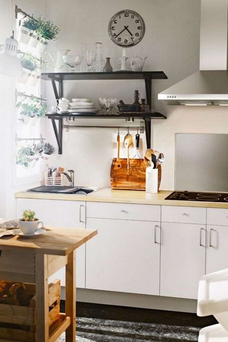 44+ Awesome First Apartment Small Kitchen Bar Design Ideas ...