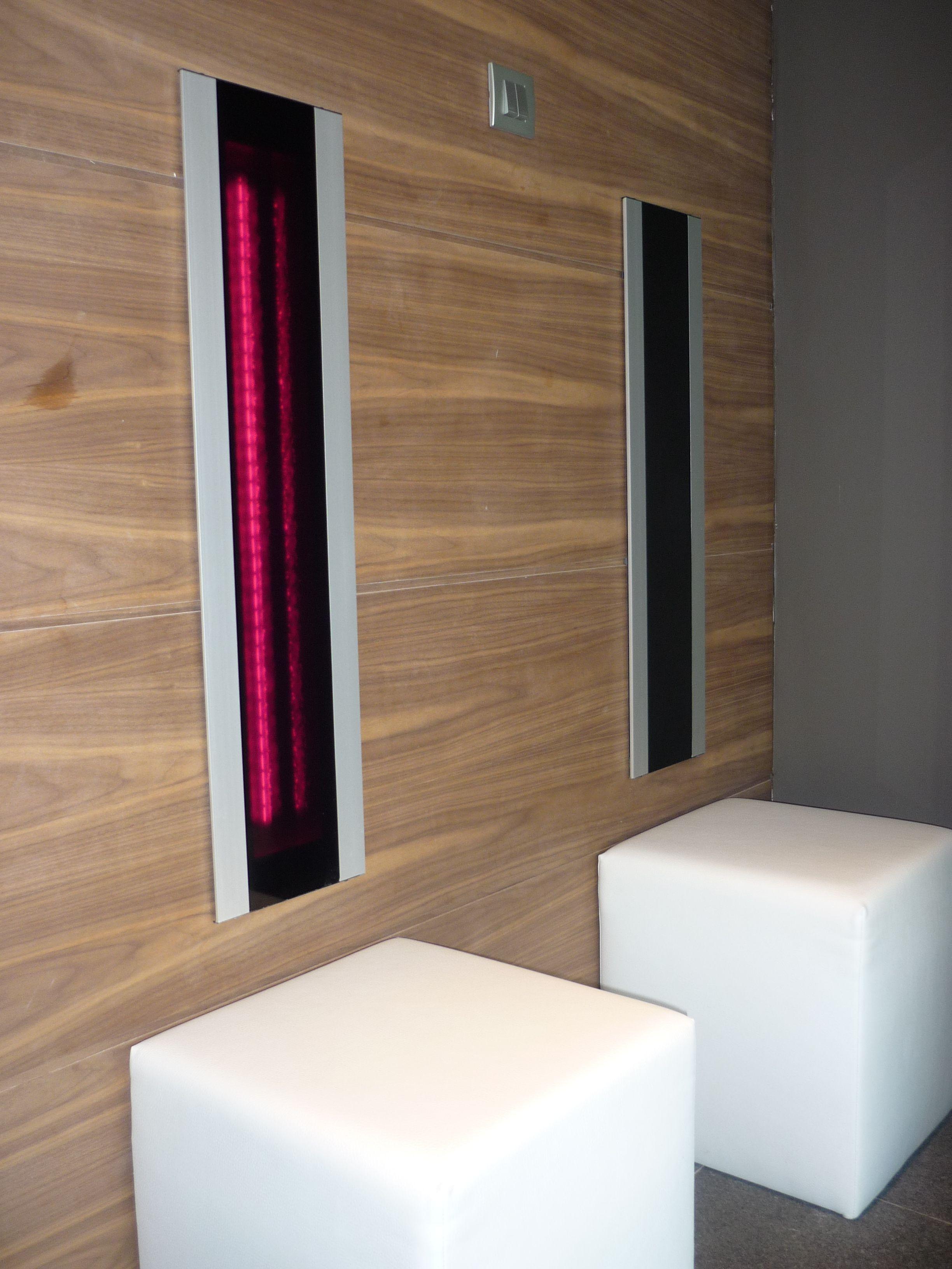 Infraroodstralers Realisatie Beauty Look Kortrijk Badkamer Meubels