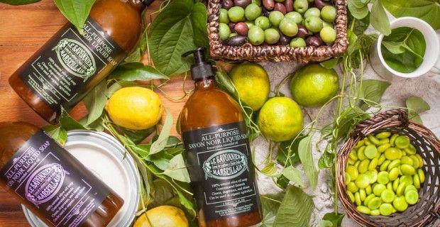 Savon Noir 100% Natural All-Purpose liquid soap