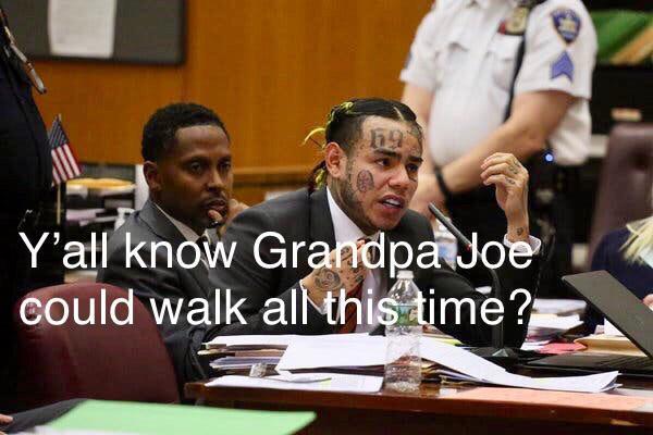 Pin on Grandpa Joe Hate Memes