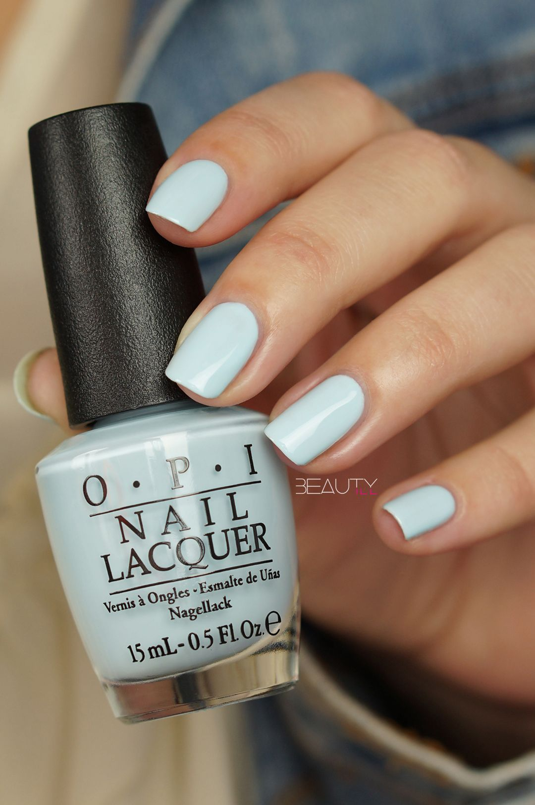 Opi It S A Boy 1 Baby Nail Polii Blue