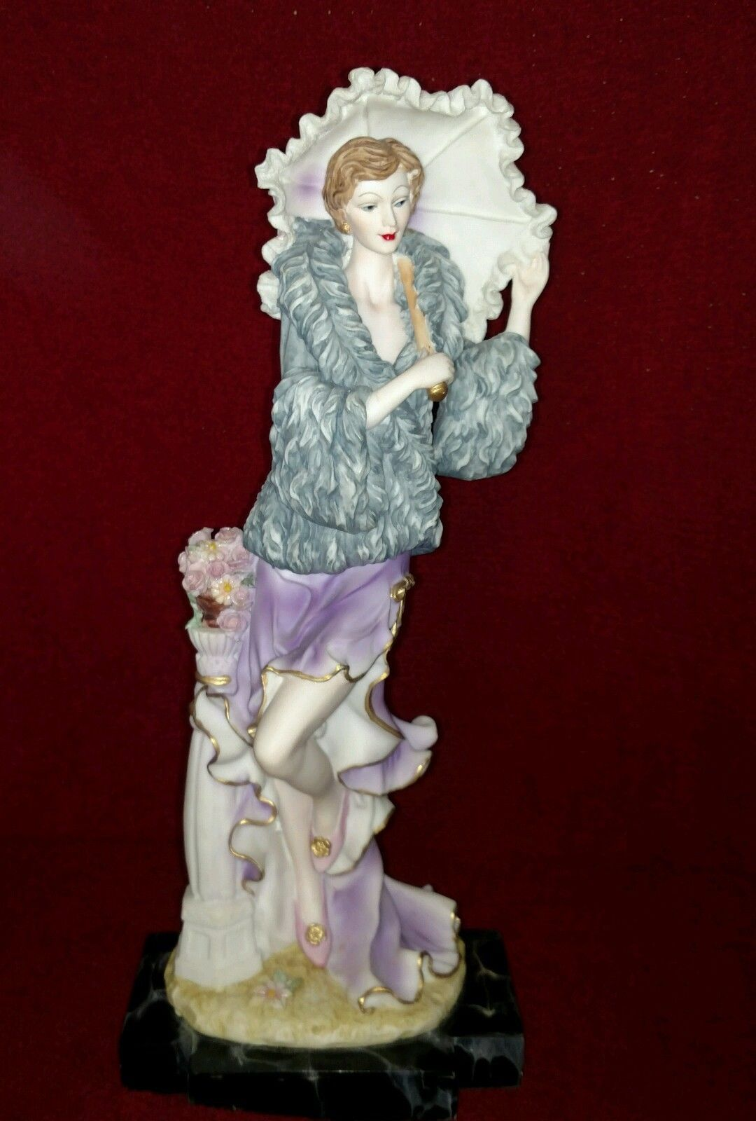 Retro 1920s Flapper Prom Dress Vintage Great Gatsby Art Deco Fringe ...