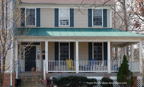 Country Style Porches Wrap Around Porch Ideas Country Porch