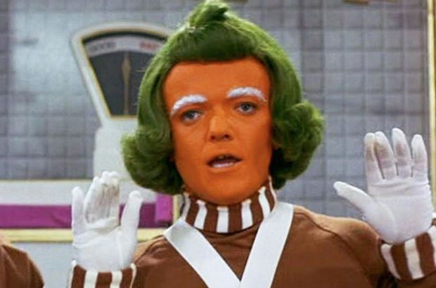 oompa loompa : willy wonka & the chocolate factory : 1971 ...