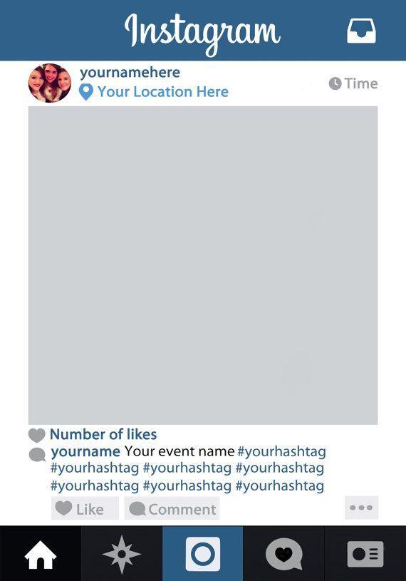 Instagram Frame Prop Google Search Instagram Bingkai Gambar