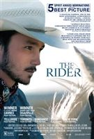 The Rider movie poster