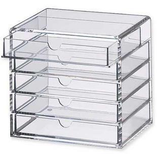 Box Quality Mage Directly From China Quad Suppliers Muji Office Organizer Transpa Acrylic Drawer Storage Jewelry