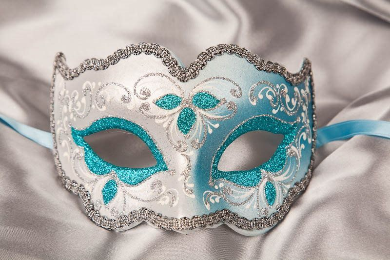 How To Decorate A Mask Magnificent Beautifulonly One Change I Would Make To Itthe Side With The Design Ideas