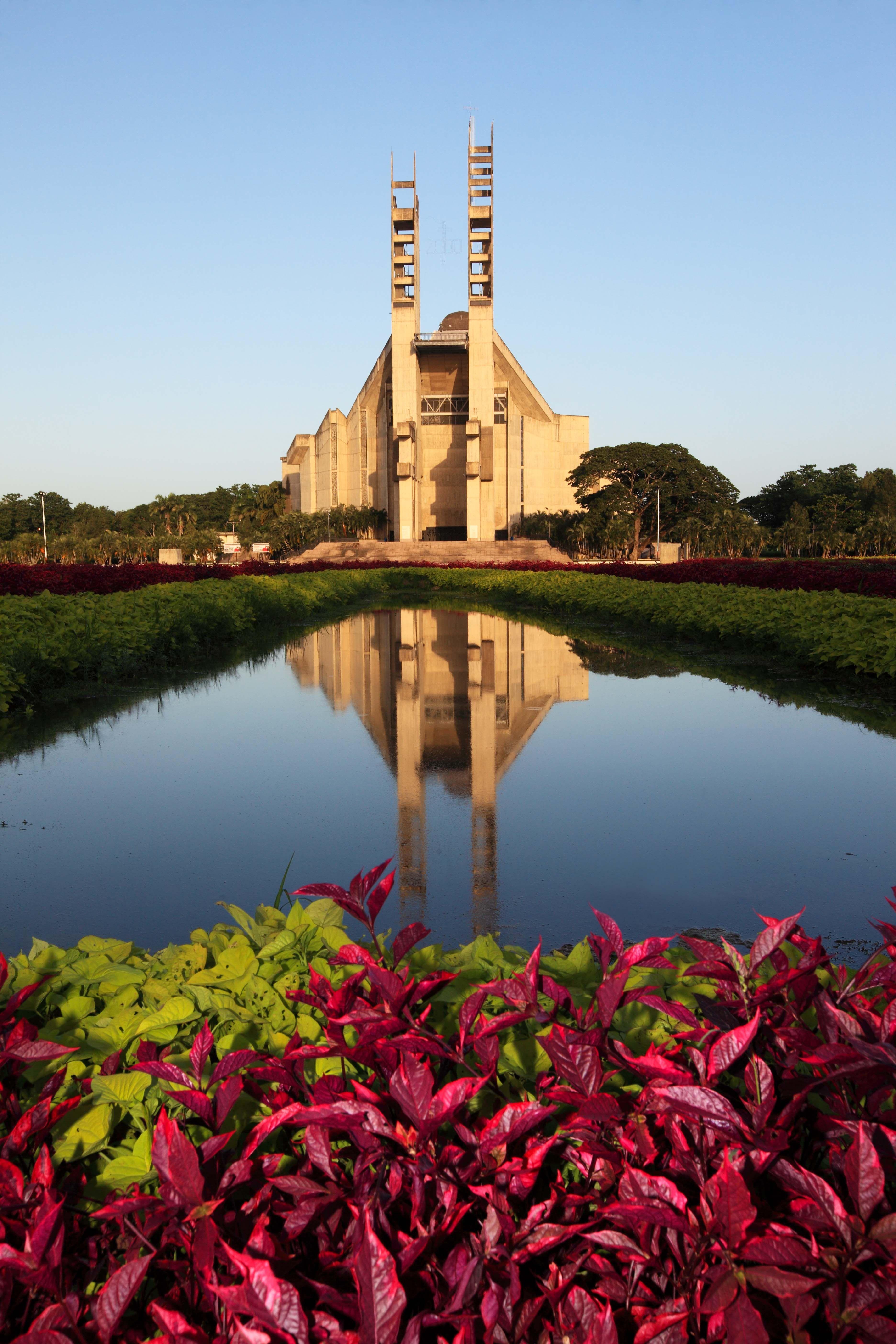 Santuario Nuestra Senora De Coromoto En El Municipio Guanare