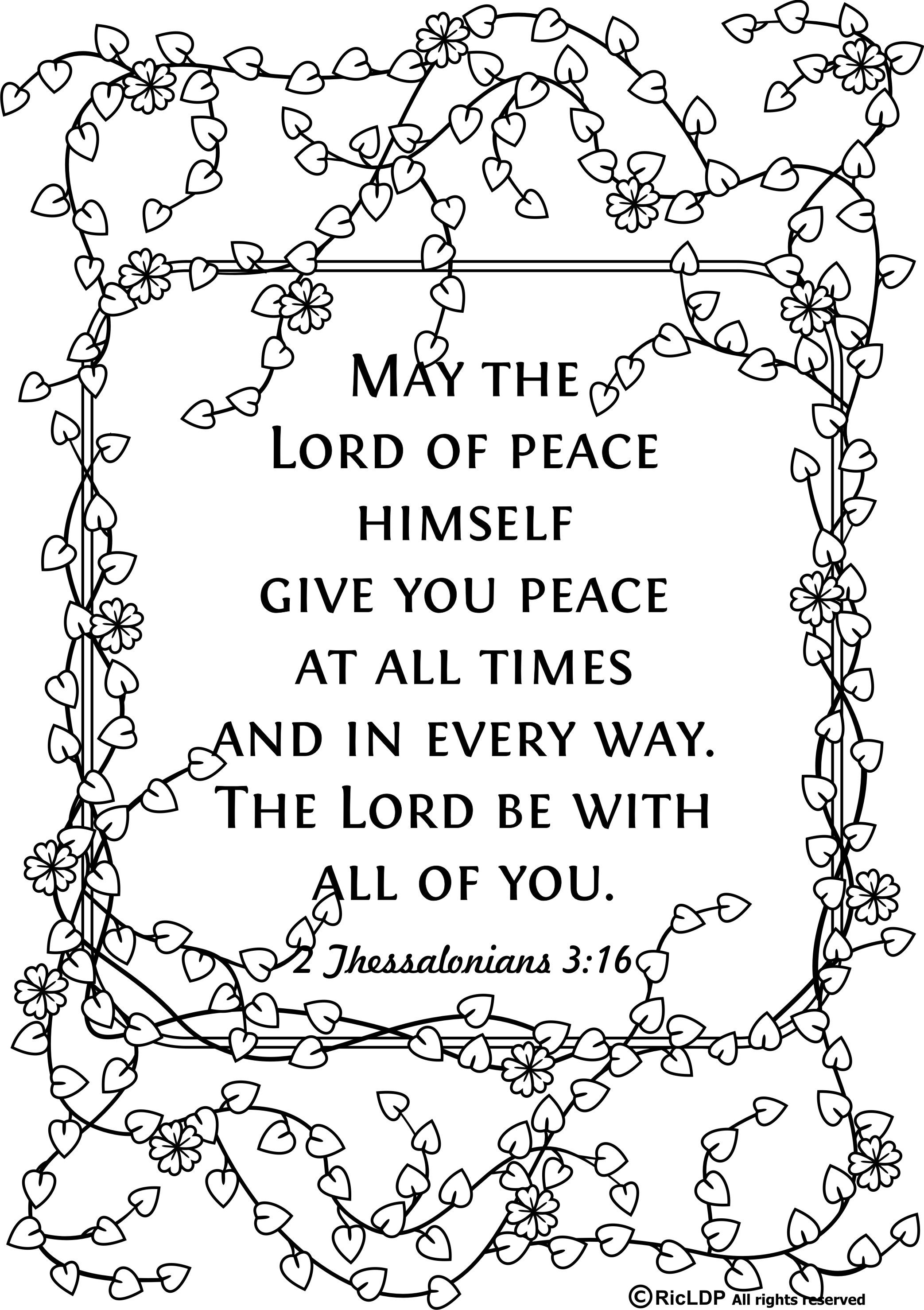 15 printable bible verse coloring pages for adults bibleverses doodle bible