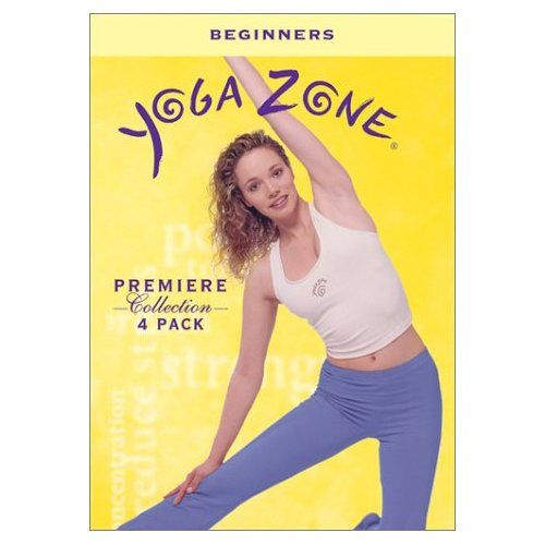 I highly recommend this set to anyone who is curious about yoga  Amazon.com: Yoga Zone Beginners: Premiere Collection: Alan Finger: Movies & TV