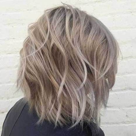 CHIC IDEAS ABOUT SHORT ASH BLONDE HAIRSTYLES #naturalashblonde