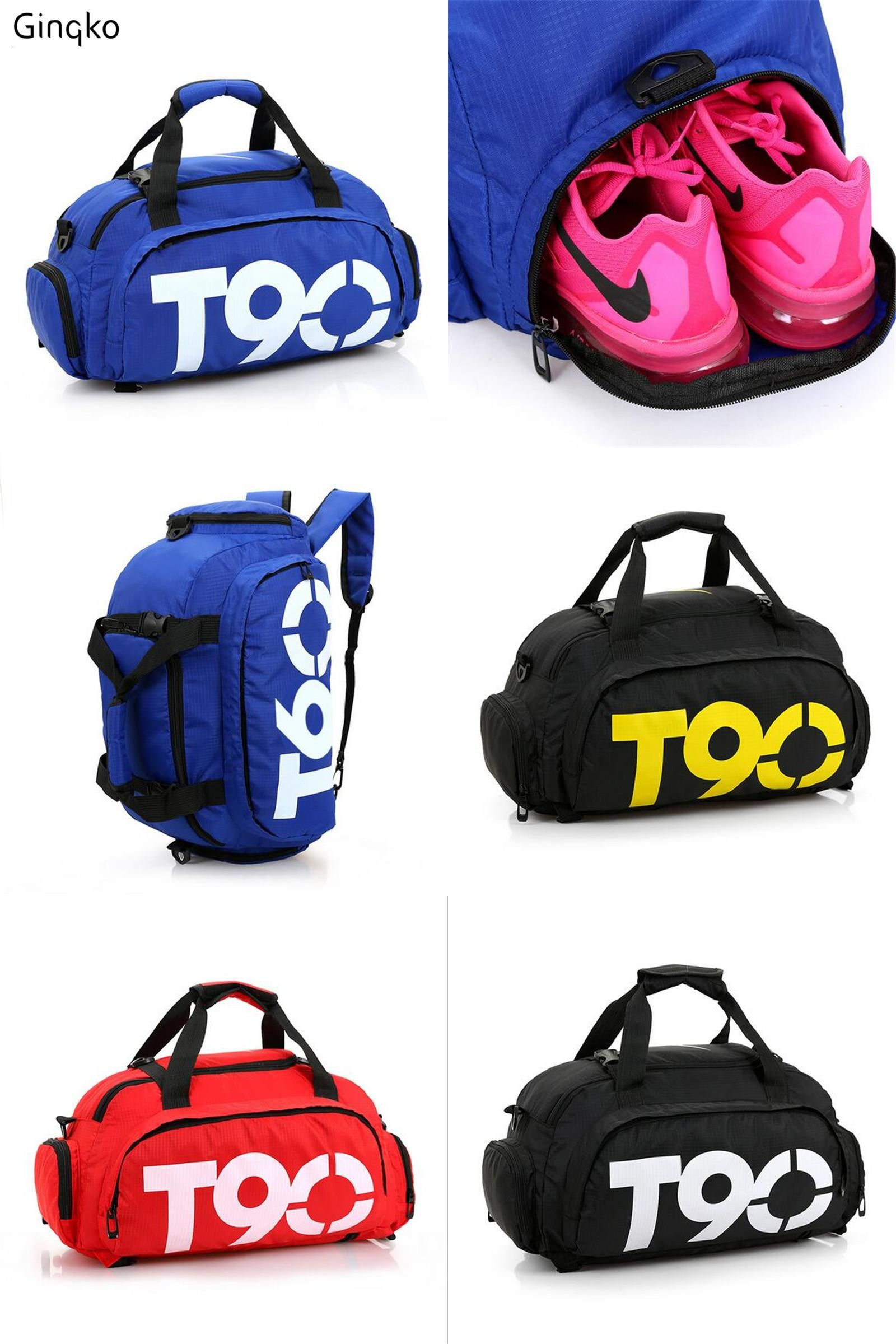 4a47c2ca1 Visit to Buy Gym Bags T60 Waterproof Outdoor T90 Ginko Women