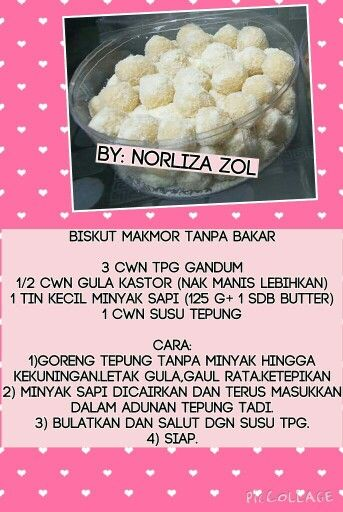 biskut maamor  bakar biscuit recipe cooking recipes recipes Resepi Biskut Lemon Almond Cookies Enak dan Mudah